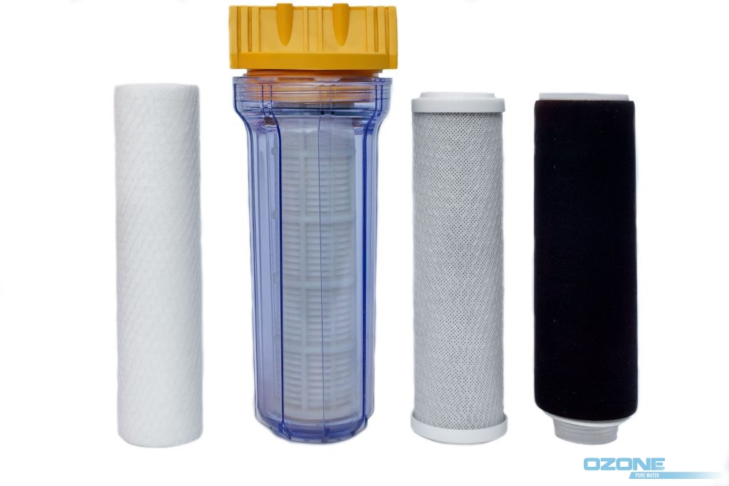 Water Filtration System And Equipment By Ozone Pure Water Inc
