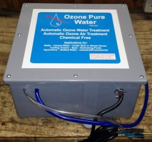 Large Volume Ozonator