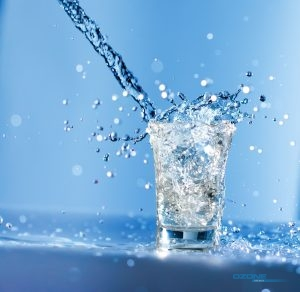 Clean Water in a Glass